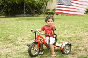 trots om Amerikaans te zijn foto