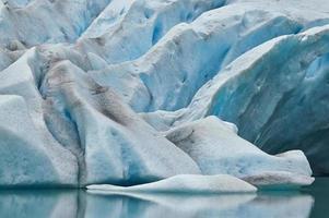 gletsjer foto