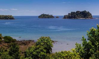 Pacifische tropische eilanden foto