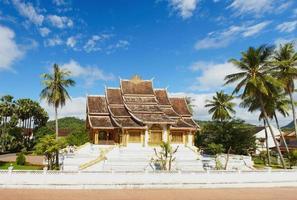 Aziatische tempel foto