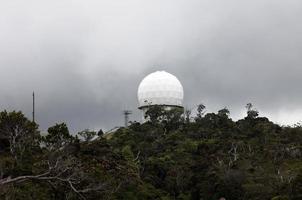 observatorium van Hawaï foto