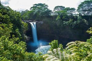 Rainbow Falls, Hilo foto