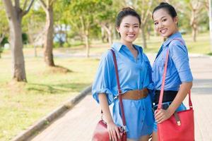 Aziatische schoonheid foto