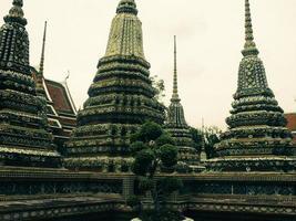 Aziatische architectuur foto