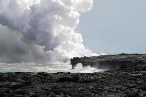 Hawaii Volcanoes National Park, Verenigde Staten foto