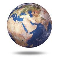 aarde europa foto