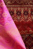 antiek Aziatisch textiel
