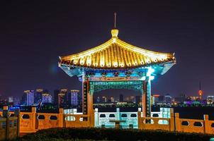 Aziatische brugluifel foto