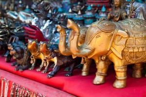 Aziatische ambachten en souvenirs foto