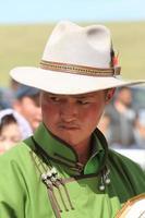 Mongolen foto