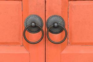 chinese deur foto