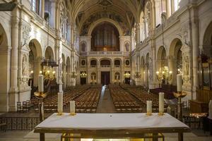 la trinite church, paris, frankrijk foto