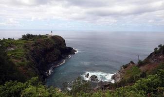 vuurtoren van Kauai foto