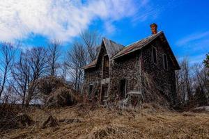 boerderij shack foto