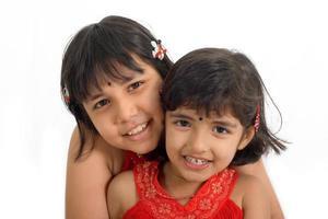 Aziatische meisjes foto