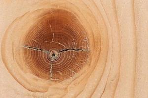 licht grenen houten bord met knopen textuur oppervlak