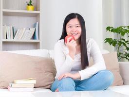 Aziatisch meisje foto