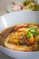 Aziatisch eten foto