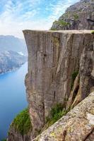 lysefjord, Noorwegen foto