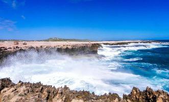 Australië golf en zee foto