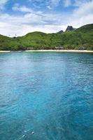 waya-eiland in Fiji foto