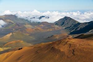 haleakala krater foto