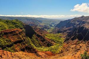 puu hinahina, kauai hawaii foto