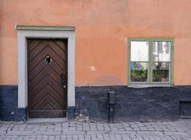 huis in gamla stan, stockholm