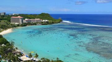 tropisch paradijs foto