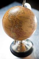 wereldbol foto