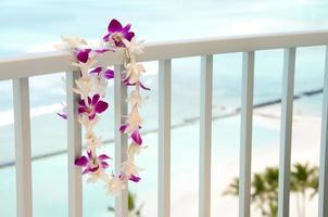 Hawaiiaanse lei foto
