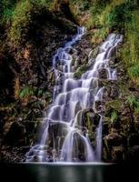 trappen van water foto