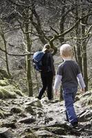 familie wandeling
