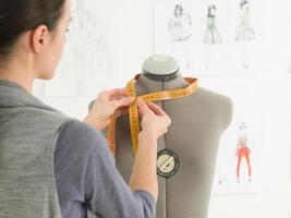 deze creatie zal een revolutie teweegbrengen in de mode-industrie foto
