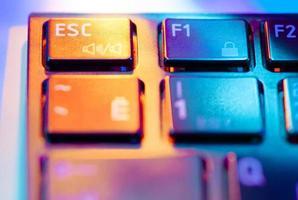 toetsenbord foto