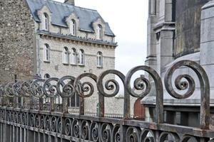 Paris Montmartre Street foto