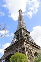 Parijs - Eiffeltoren foto