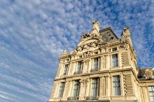 gebouw in Parijs, Frankrijk