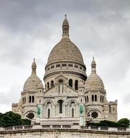 sacre-coeur, parijs foto