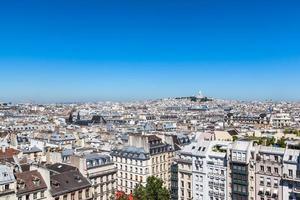 stadsgezicht van Parijs