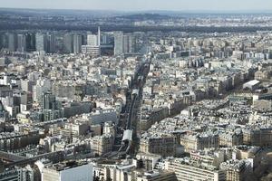metrolijn 6, Parijs foto