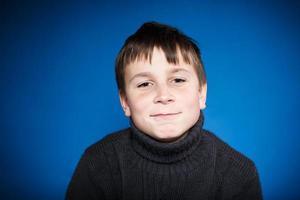 portret van een tiener foto