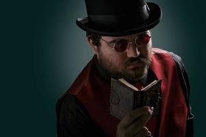 Steampunk portret foto