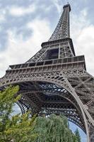 tour eiffel - parijs frankrijk foto