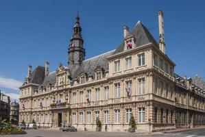 stadhuis, reims foto
