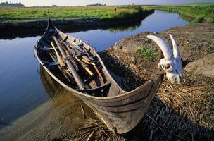 bateau viking foto