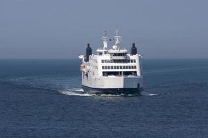 veerboot tussen puttgarden (d) en rodbyhavn (dk)