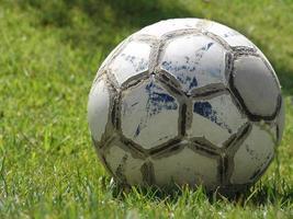 voetbal foto