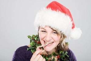 Kerst portret foto