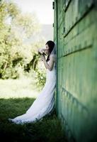 bruids portret
